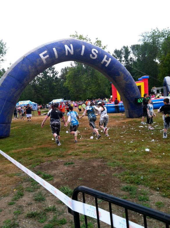 Buffalo Writes - Foam Fest 5K