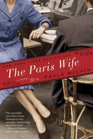 Cover of The Paris Wife.