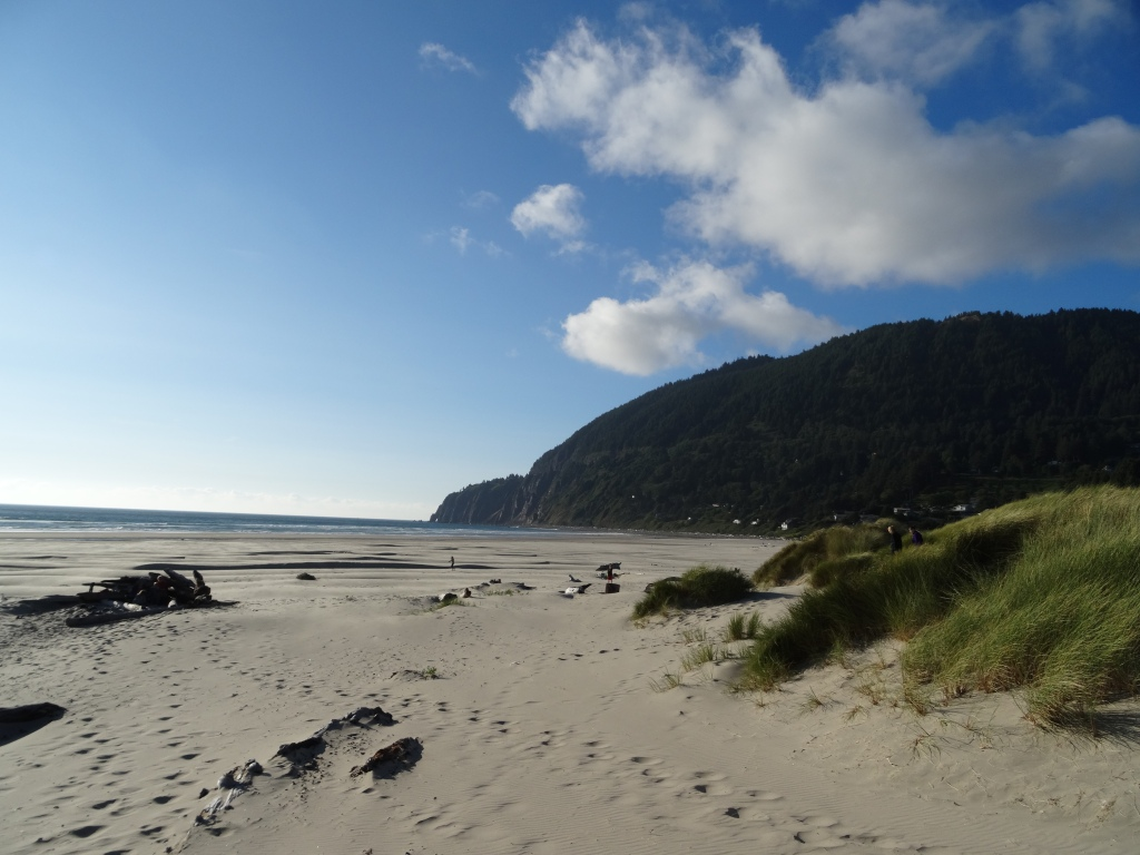 Manzanita Beach. Photo by Laura Dedon Oxford.