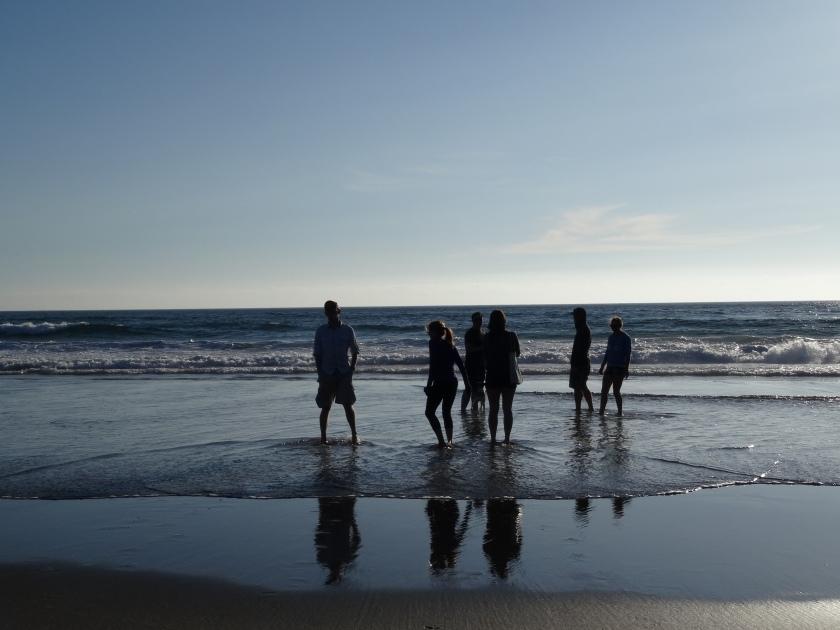 Manzanita Beach. Photo by Laura Dedon Oxford.