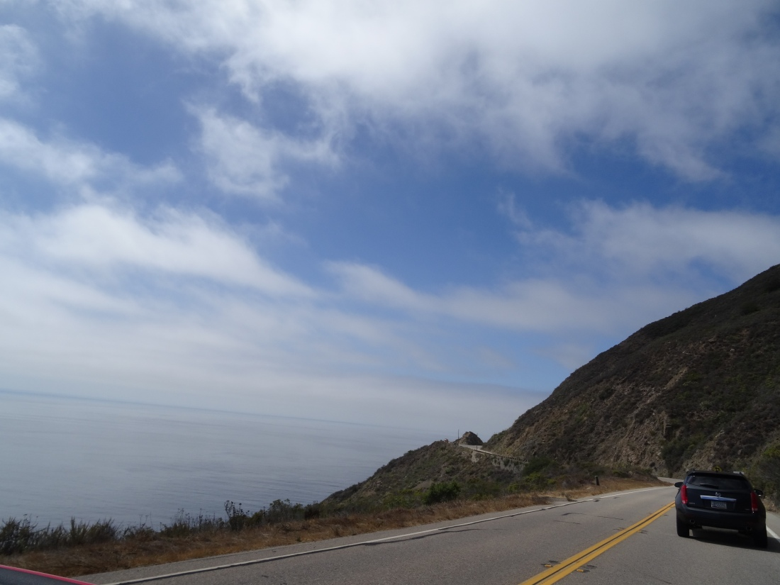 Pacific Coast Highway in Big Sur