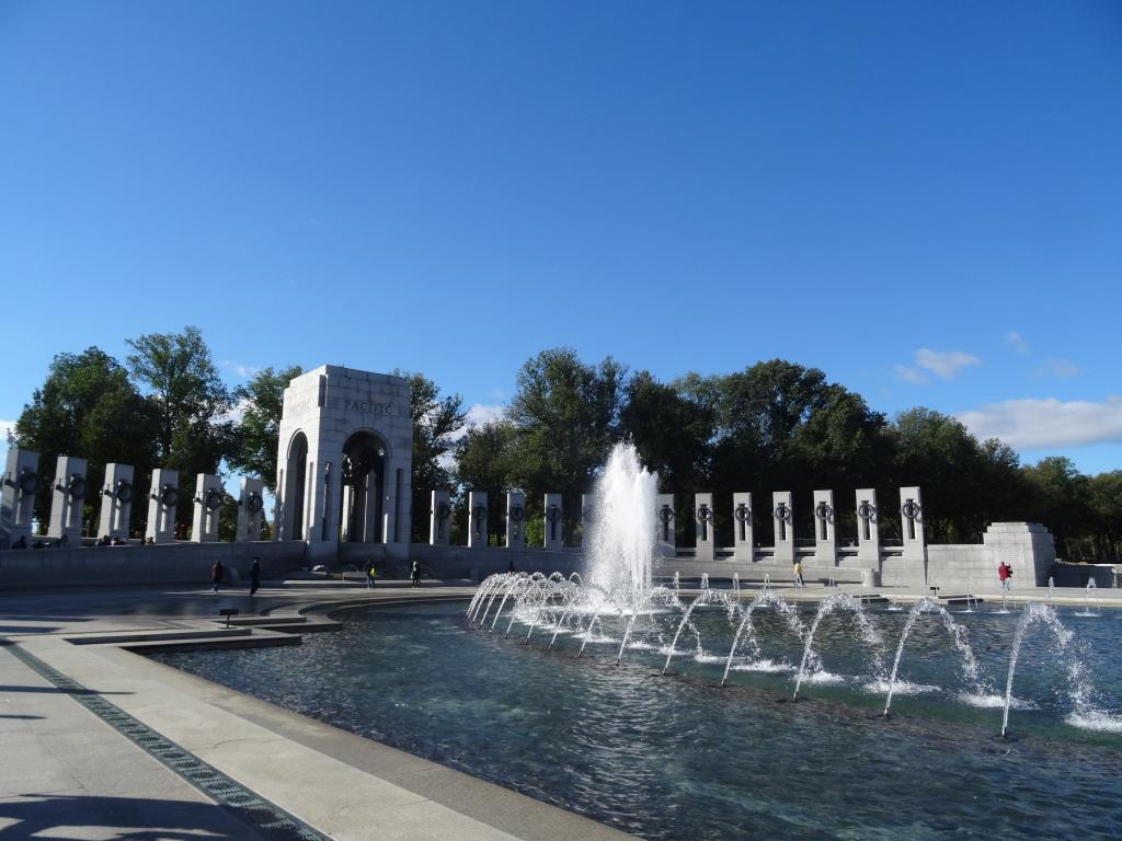 Natinoal World War II Memorial