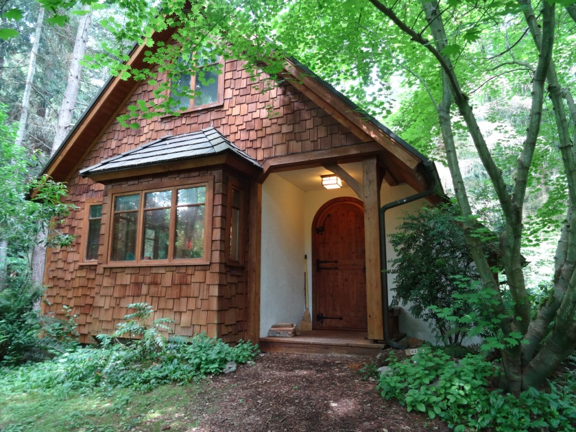 Hedgebrook_Cabin